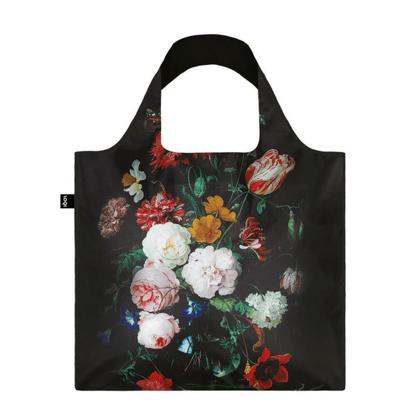 Loqi | Tote Bag - Still Life with Flowers. | Shut the Front Door