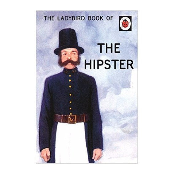 Penguin NZ | Ladybird Book of the Hipster | Shut the Front Door