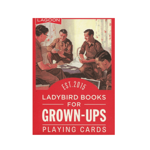 Ladybird | Ladybird Playing Gards | Shut the Front Door