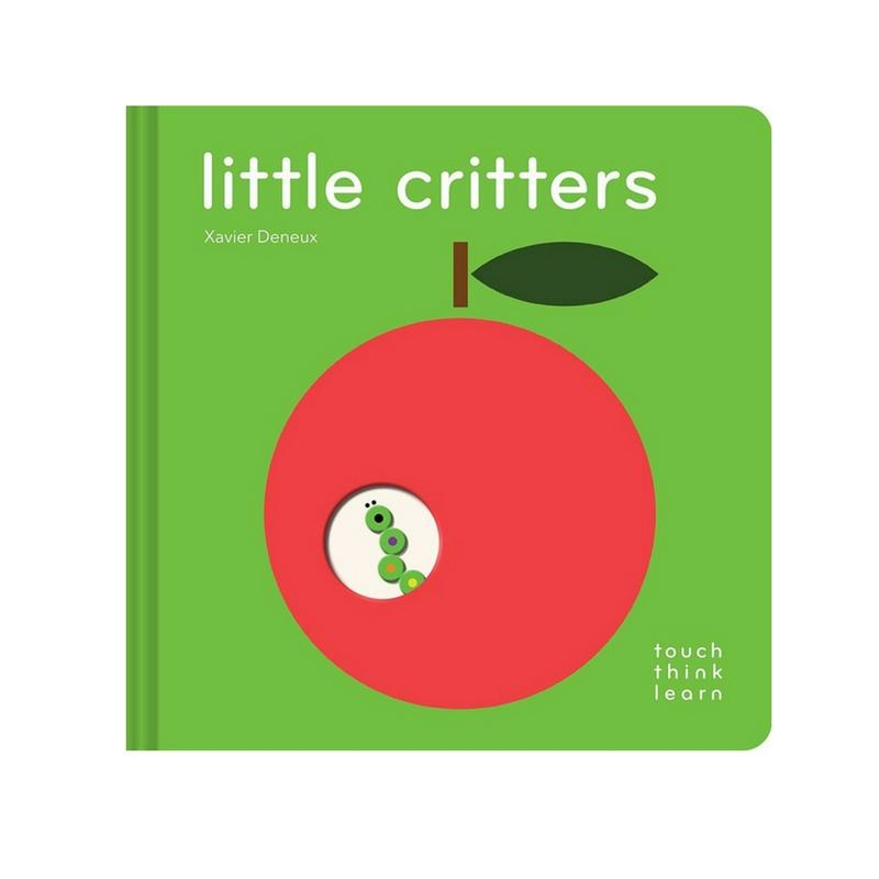 Chronicle Books | Touch Think Learn: Little Critters | Shut the Front Door