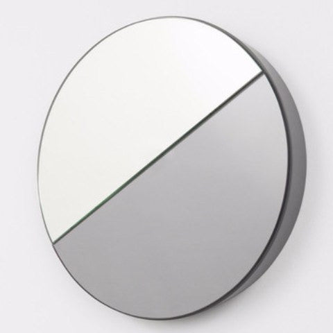 Middle of Nowhere | Mira Duo Round Mirror STORM 45cm | Shut the Front Door