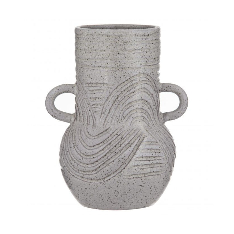 Albi | Marketti Vessel - Grey | Shut the Front Door