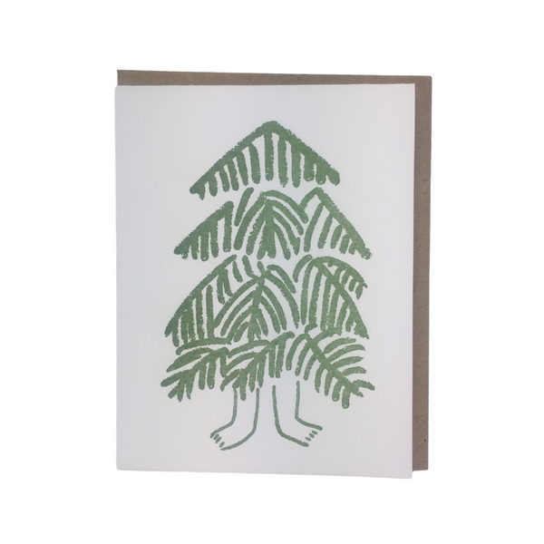Designworks | Christmas Card - Hide & Seek | Shut the Front Door