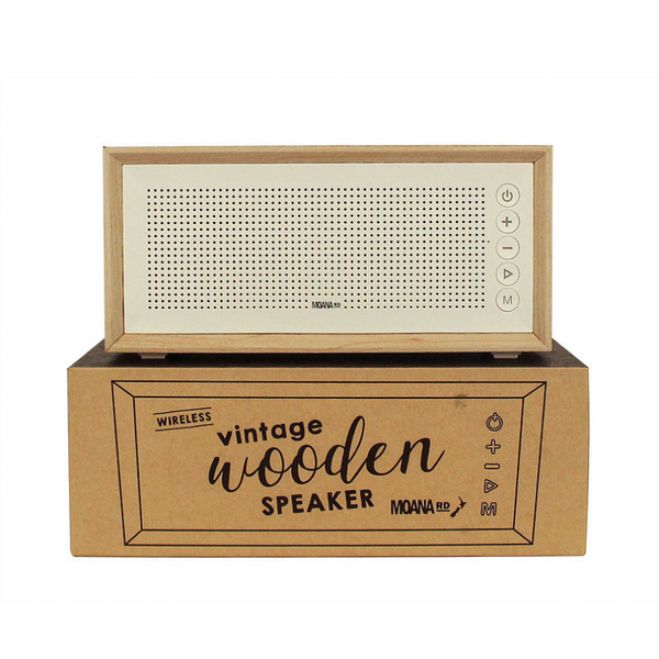 Moana Rd | Scandi Wireless Speaker | Shut the Front Door