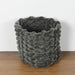 Habitat | Moxy Velvet Pot Holder 21x19cm Grey | Shut the Front Door