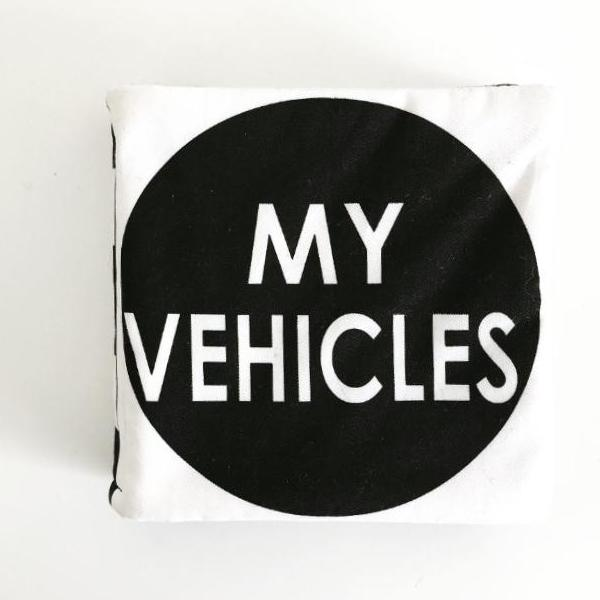 My Family Book | My Vehicles Soft Book | Shut the Front Door