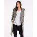 Foxwood | Naomi Hooded Cardigan KHAKI | Shut the Front Door