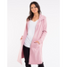 Foxwood | Naomi Hooded Cardigan PINK | Shut the Front Door