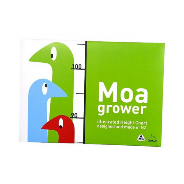 Nuzilla | Moa Grower Height Chart | Shut the Front Door