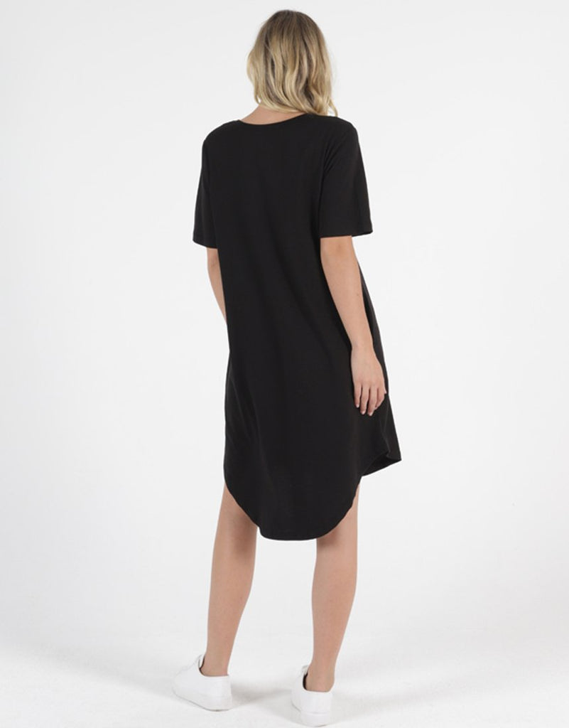 Betty Basics | Nyree Dress - Black | Shut the Front Door