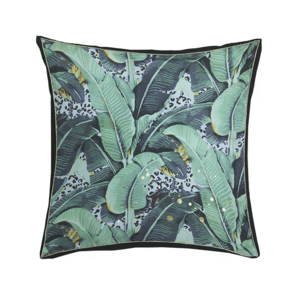 Ourlieu | Cushion Jungle Kitty 50cm x 50cm | Shut the Front Door