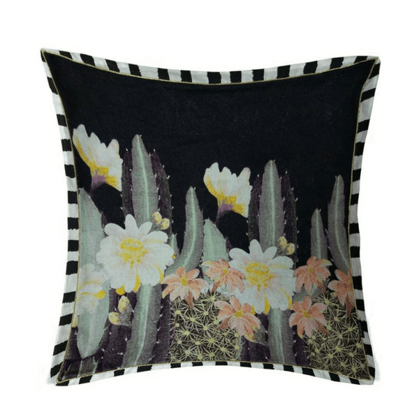 Ourlieu | Night Garden Cushion 50cm x 50cm | Shut the Front Door