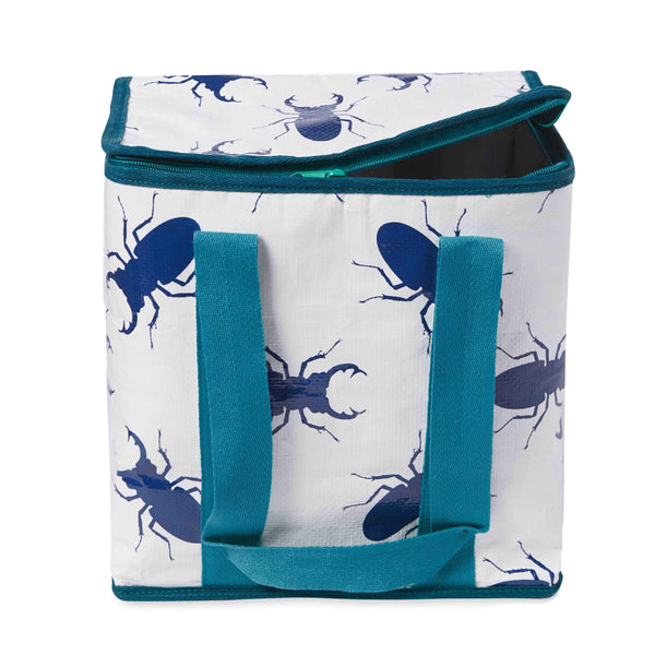 Project Ten | Lifesaver Insulated Tote Bag BUGS | Shut the Front Door