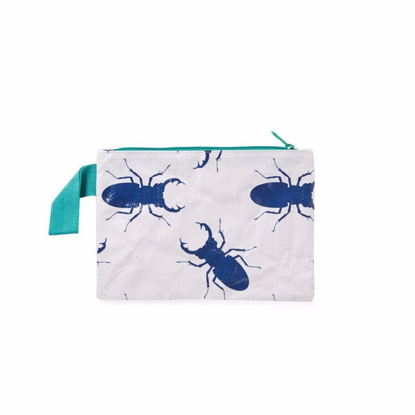 Project Ten | Mini Zip Pouch BUGS | Shut the Front Door