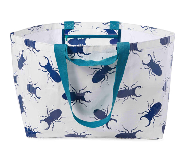 Project Ten | The Weekender O/S Tote BUGS | Shut the Front Door