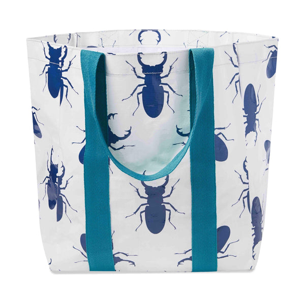 Project Ten | The Shopper Tote Bag BUGS | Shut the Front Door