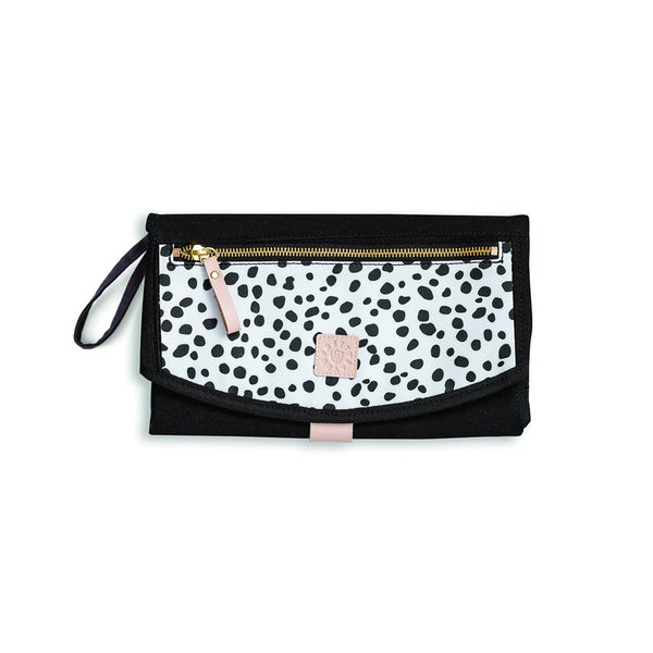 Pretty Brave | Roundabout Changing Mat Mum Clutch - Wild Spots | Shut the Front Door