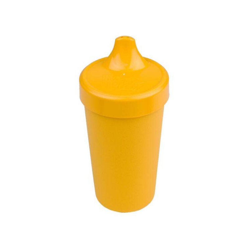 Re-Play | Re-Play Sippy Cup - Sunny Yellow | Shut the Front Door