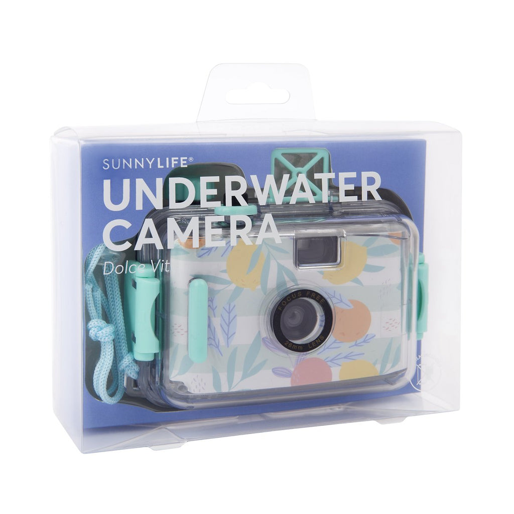 Sunnylife | Underwater Camera - Dolce Vita | Shut the Front Door