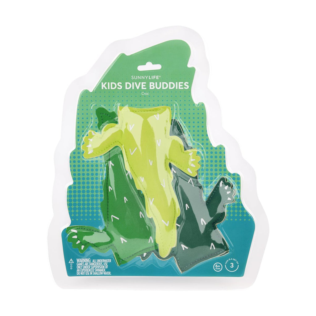 Sunnylife | Croc Dive Buddies - Set of 3 | Shut the Front Door