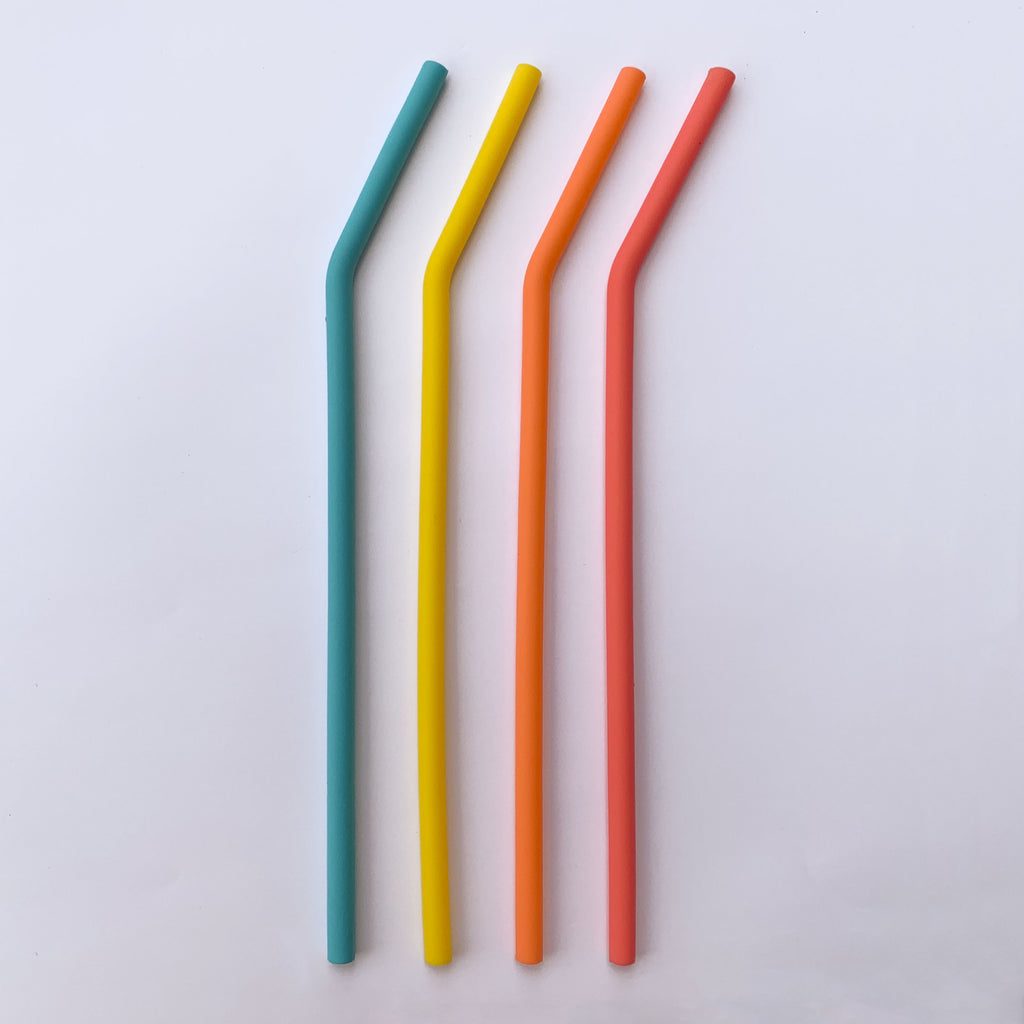 Save Planet A | Kids Silicone Drinking Straws | Shut the Front Door