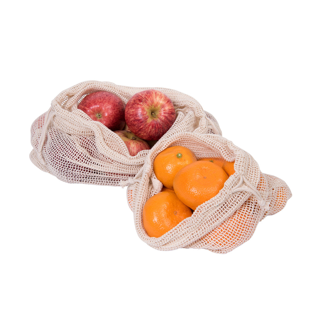 Save Planet A | Organic Cotton Produce Bags *PREORDER* | Shut the Front Door