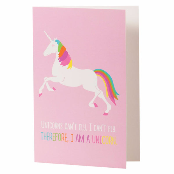 Card - Unicorns