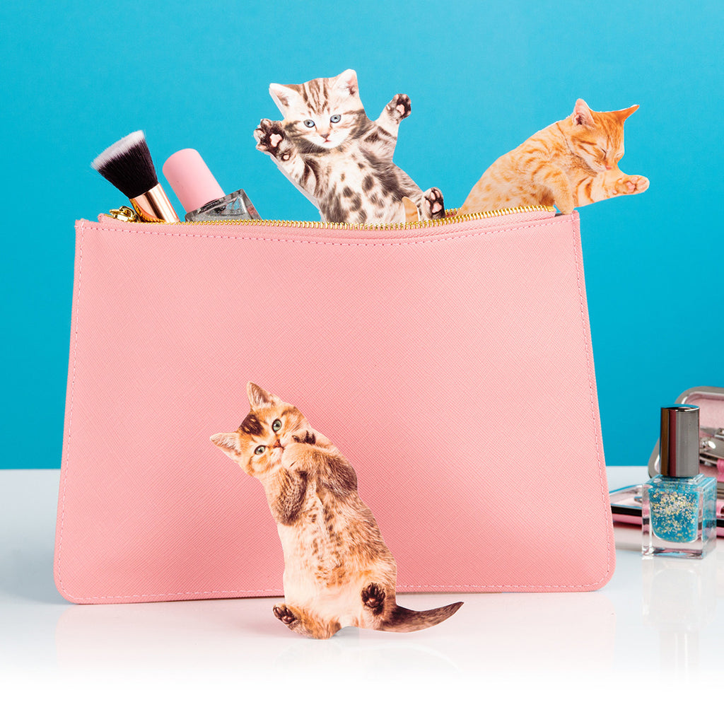 Suck Uk | Purrfect Nails - Ginger Cat Nail File | Shut the Front Door