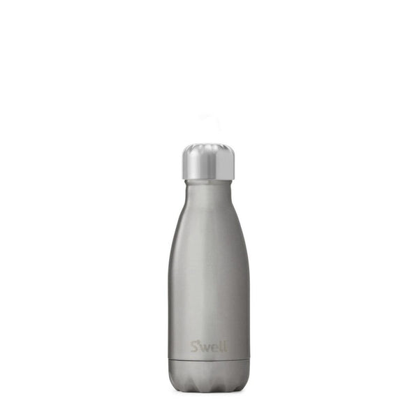 S'Well | S'Well Bottle 260ml Shimmer Collection Silver Lining *PRE ORDER* | Shut the Front Door