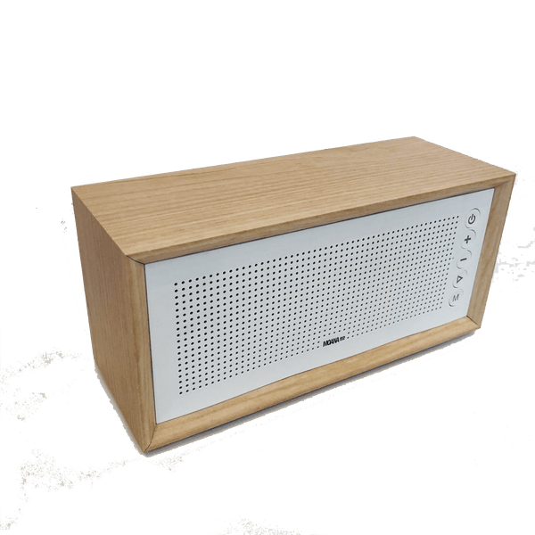 Moana Rd | Wireless Speaker - White | Shut the Front Door