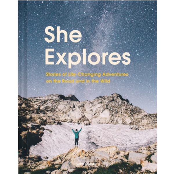 Chronicle Books | She Explores | Shut the Front Door