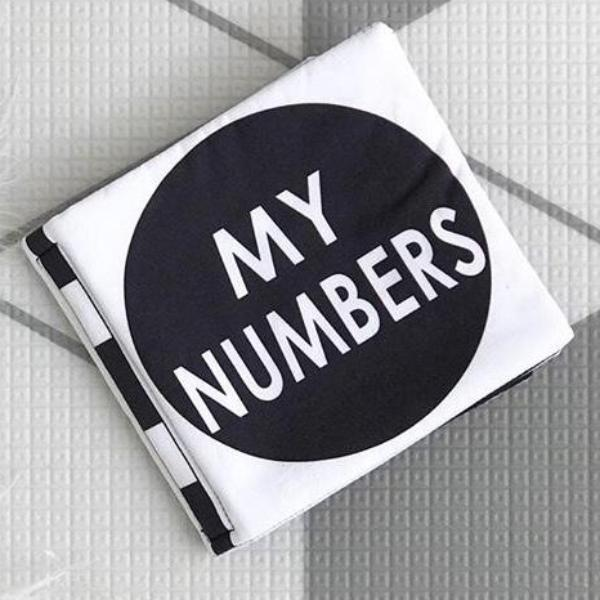 My Family Book | My Numbers Soft Book | Shut the Front Door