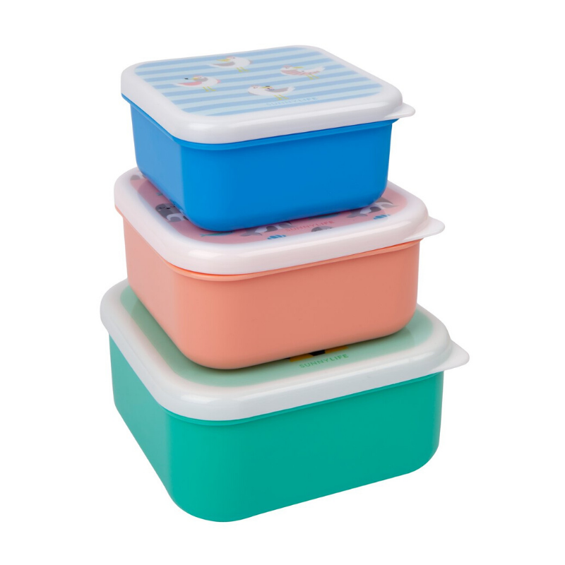Sunnylife | Nested Containers - Explorer Set of 3 | Shut the Front Door
