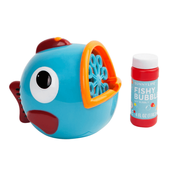 Sunnylife | Fishy Bubble Machine | Shut the Front Door