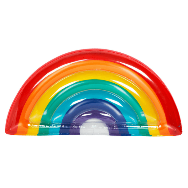 Sunnylife | Luxe Lie-On Float - Rainbow | Shut the Front Door