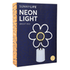 Sunnylife | Large Neon Daisy Light | Shut the Front Door