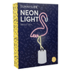 Sunnylife | Neon Light Flamingo Large | Shut the Front Door