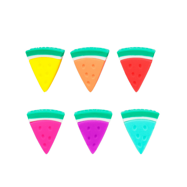 Sunnylife | Watermelon Glass Markers set of 6 | Shut the Front Door
