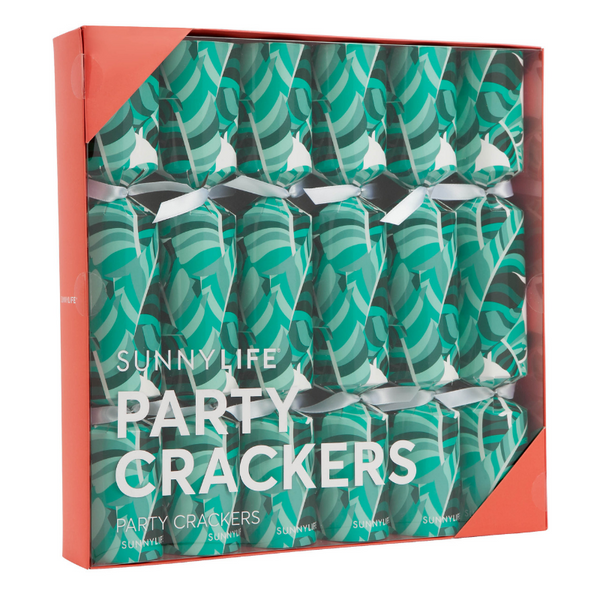 Sunnylife | Crackers Banana Palm set of 6 | Shut the Front Door