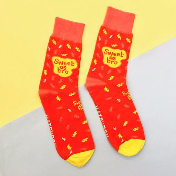 Matchbox | Socks - Sweet As Bro | Shut the Front Door