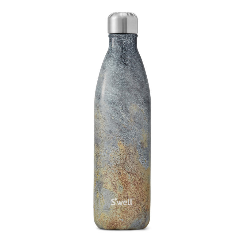 S'Well | S'Well Bottle 750ml Patina Collection Golden Fury | Shut the Front Door