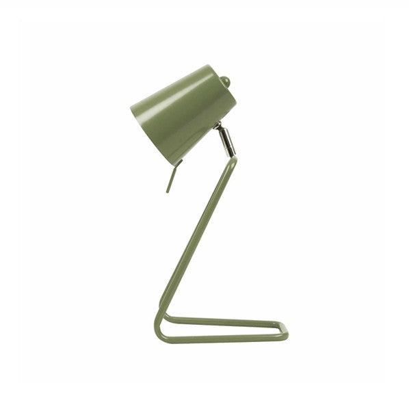 Table Z Lamp Jungle Green