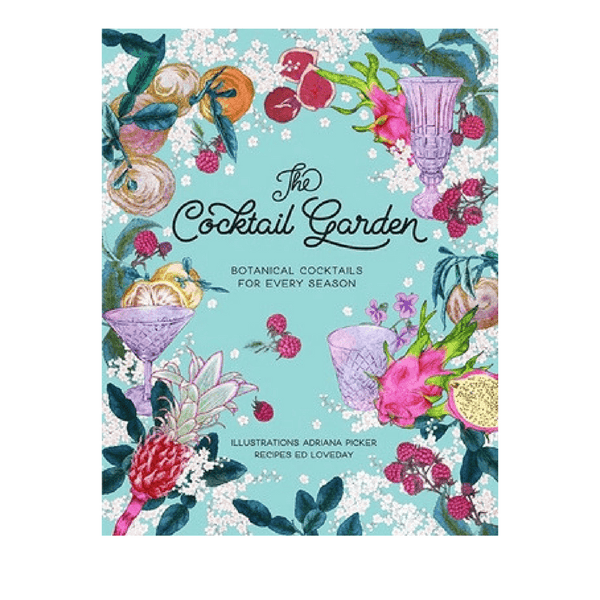 Hardie Grant | The Cocktail Garden | Shut the Front Door