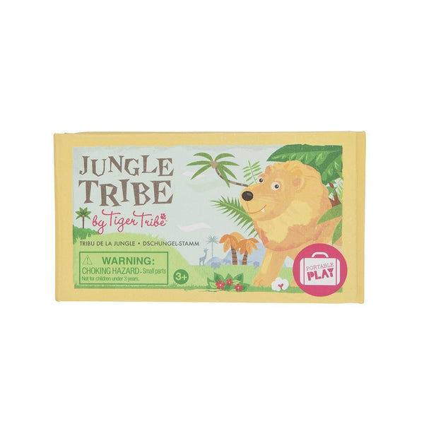 Tiger Tribe | Jungle Tribe Playset | Shut the Front Door