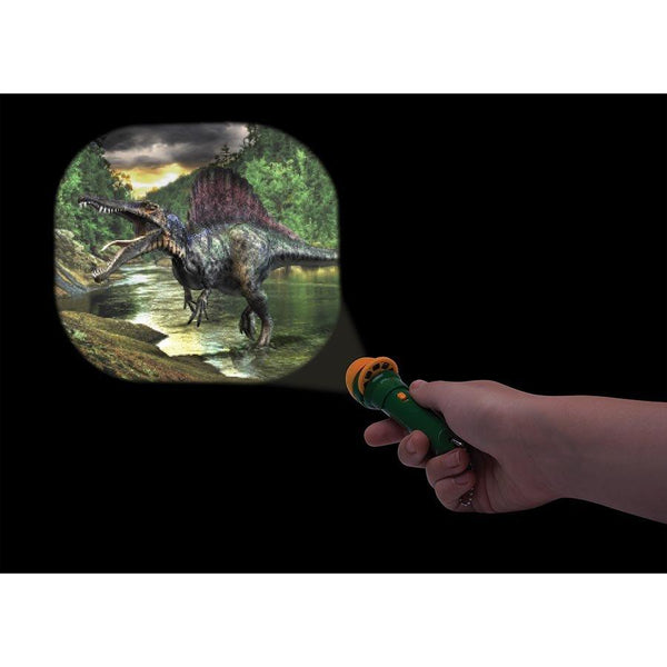 Science & Nature Educational Torch Projector Dinosaur
