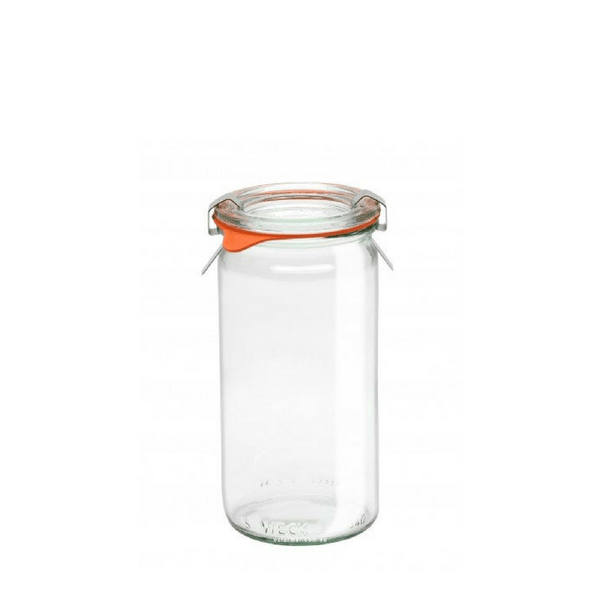 Weck | Weck Cylinder Jar 340ml | Shut the Front Door