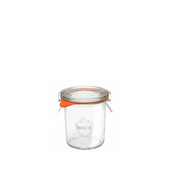 Weck | Weck Mini Mold Jar 140ml | Shut the Front Door