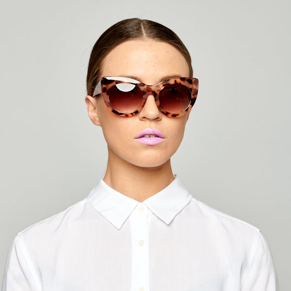 Reality Eyewear | Sunglasses Wild + Free Blossom Turtle | Shut the Front Door