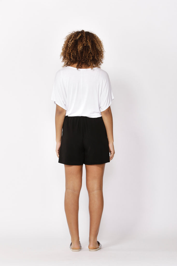 Betty Basics | Ziggy Short - Black | Shut the Front Door