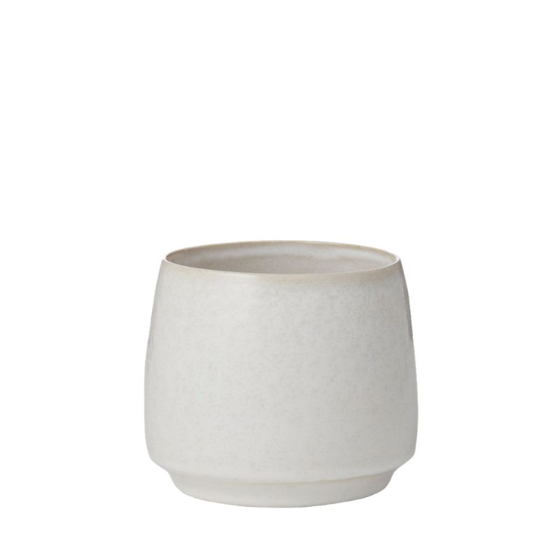 Albi | Gianna Pot - Beige Small | Shut the Front Door